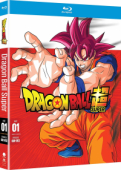 Dragon Ball Super - Part 01/10 [Blu-ray]