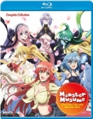 Article: Monster Musume: Everyday Life With Monster Girls - Complete Series [Blu-ray]