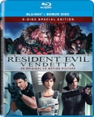 Article: Resident Evil: Vendetta [Blu-ray]