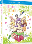 Article: Three Leaves, Three Colors - Complete Series [Blu-ray+DVD]