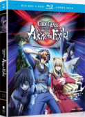 Code Geass: Akito the Exiled - Complete Movie Series [Blu-ray+DVD]
