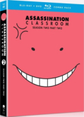 Assassination Classroom: Season 2 - Part 2/2 [Blu-ray+DVD]