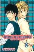 Kimi ni Todoke: From Me to You - Vol. 08