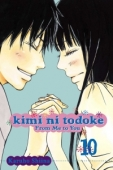 Kimi ni Todoke: From Me to You - Vol. 10