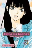 Kimi ni Todoke: From Me to You - Vol. 21