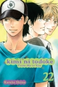 Kimi ni Todoke: From Me to You - Vol. 22