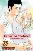 Kimi ni Todoke: From Me to You - Vol. 25