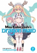Miss Kobayashi's Dragon Maid - Vol.02