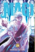 Magi: The Labyrinth of Magic - Vol.24