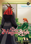 The Ancient Magus' Bride - Vol.08