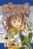 The Seven Deadly Sins - Vol.21