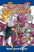 The Seven Deadly Sins - Vol.24