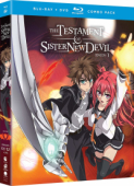 Article: Testament of Sister New Devil: Season 1 - Complete Series [Blu-ray+DVD]