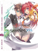 The Testament of Sister New Devil: Season 1 - Complete Series: Limited Edition [Blu-ray+DVD] + Poster