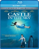 Castle in the Sky [Blu-ray+DVD] (Re-Release)