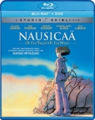 Nausicaä of the Valley of the Wind [Blu-ray+DVD] (Re-Release)