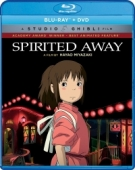 Spirited Away [Blu-ray+DVD]