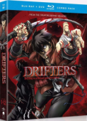 Article: Drifters - Complete Series [Blu-ray+DVD]