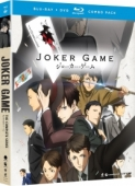 Article: Joker Game - Complete Series [Blu-ray+DVD]