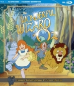 The Wonderful Wizard of Oz [Blu-ray]