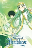 A Certain Magical Index - Vol.11: Kindle Edition