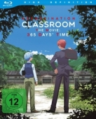 Assassination Classroom: 365 Days Time [Blu-ray]