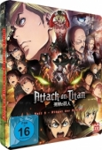 Attack on Titan: Teil 2 - Flügel der Freiheit: Limited Steelcase Edition [Blu-ray]