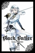 Black Butler - Vol. 11: Kindle Edition