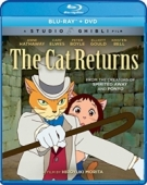 Article: The Cat Returns [Blu-ray+DVD]