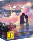 Your Name.: Gestern, heute und für immer - Limited Collector's Edition [Blu-ray] + OST