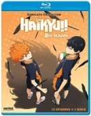 Haikyu!!: Season 2 [Blu-ray]