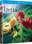 Izetta: The Last Witch - Complete Series [Blu-ray+DVD]