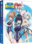 Article: Keijo!!!!!!!! - Complete Series: Limited Edition [Blu-ray]