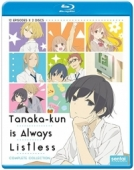 Article: Tanaka-Kun Is Always Listless - Complete Series [Blu-ray]