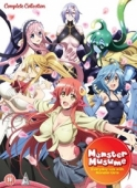 Monster Musume: Everyday Life With Monster Girls - Complete Series + OVA: Collector's Edition [Blu-ray+DVD] + OST