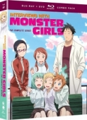 Interview With Monster Girls - Complete Series [Blu-ray+DVD]
