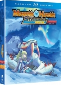 Monster Hunter Stories: Ride On - Season 1: Part 2 [Blu-ray+DVD]