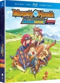 Monster Hunter Stories: Ride On - Season 1: Part 1 [Blu-ray+DVD]