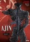 Ajin: Demi-Human - Season 2 - Complete Series + Movie 2 + 3