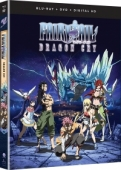 Fairy Tail - Movie 2: Dragon Cry [Blu-ray+DVD]