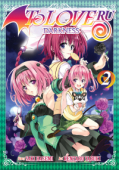To Love Ru Darkness - Vol.02