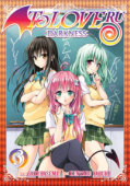 To Love Ru Darkness - Vol.03