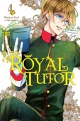 The Royal Tutor - Vol.04