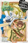 Is It Wrong to Try to Pick Up Girls in a Dungeon? On the Side: Sword Oratoria - Vol.02