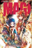 Magi: The Labyrinth of Magic - Vol.27