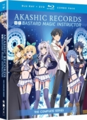 Akashic Records of Bastard Magic Instructor - Complete Series [Blu-ray+DVD]