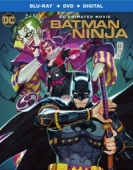 Batman Ninja [Blu-ray+DVD+Digital]