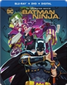 Batman Ninja - Steelbook Edition [Blu-ray+DVD+Digital]