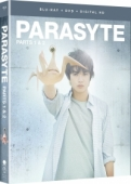 Parasyte - The Movie: Part 1 + 2 [Blu-ray+DVD]