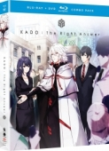 KADO: The Right Answer - Complete Series [Blu-ray+DVD]